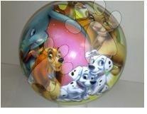 Unice 2604 Disney gyerek labda, 23 cm 3 éves kortól