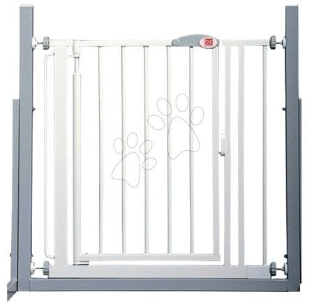 Red Castle - Bezpečnostná zábrana na dvere a schody Auto-close Advanced™ Red Castle 75 - 82 cm biela od 0 mesiacov