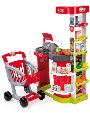 8537009e8 Dětský obchod Smoby City Shop s pokladnou