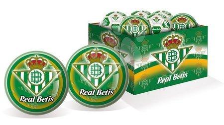 1377 Lopta Real Betis gumová 150 mm