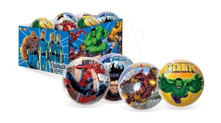 Lopta Marvel superhrdinovia gumová 150 m
