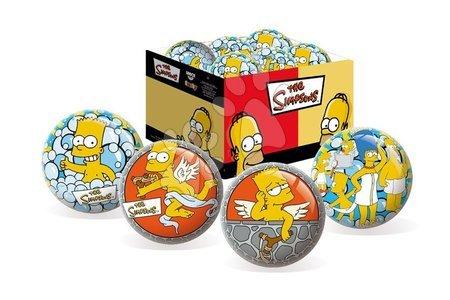 Kültéri játékok - Labda Simpson család Unice 15 cm