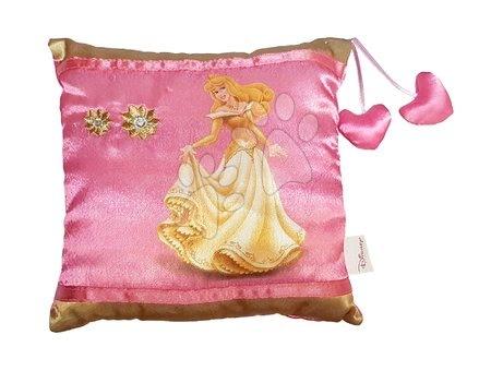 Plišaste blazine - Blazina Trnuljčica Ilanit rožnata 16*16 cm