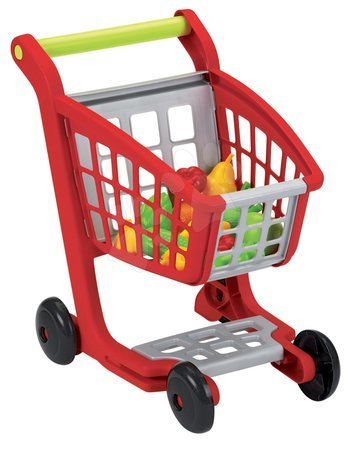 ECOIFFIER 1225-Z Nákupný vozík s nákupom 100% Chef bodkované, +18 mesiacov, 42*30*42 cm