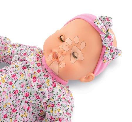 Corolle - Păpușă de jucărie Louise Floral Mon Grand Poupon  Corolle 36 cm cu ochi albaștri, care clipesc de la 24 de luni_1