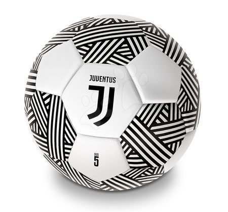 Fotbalový míč šitý F.C. Juventus Pro Mondo velikost 5