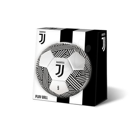 Labdák - Focilabda varrott F.C.Juventus Pro Mondo méret 5_1