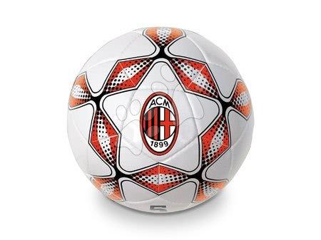 Labdák - Focilabda varrott A.C. Milan Pro Mondo mérete 5