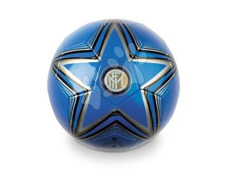 Fotbalový míč šitý Inter Milán Mondo velikost 5