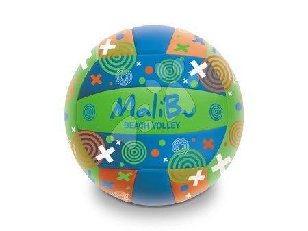 Labdák - Röplabda varrott Beach Volley Malibu Mondo méret 5_1