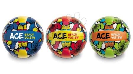 Labdák - Röplabda varrott Beach Volley Ace Mondo méret 5