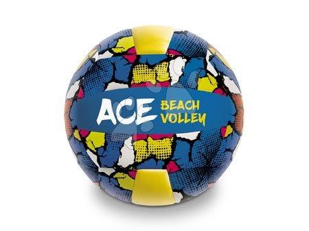 Labdák - Röplabda varrott Beach Volley Ace Mondo méret 5_1
