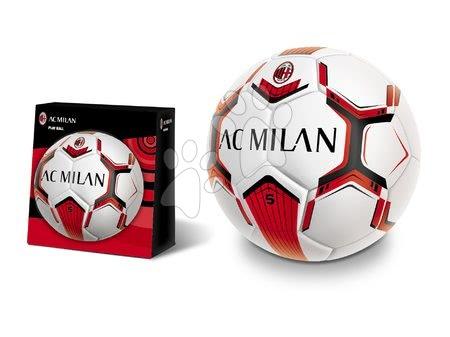 Labdák - Focilabda varrott A.C.Milan Pro Mondo mérete 5_1