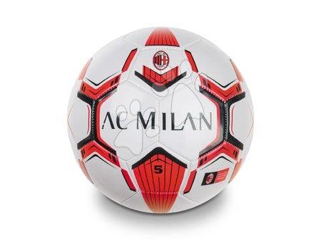 Fotbalový míč šitý A.C. Milán Pro Mondo velikost 5