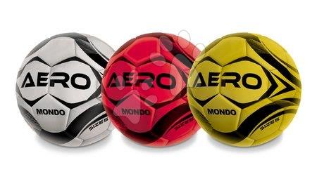 Labdák - Focilabda varrott Aero Mondo méret 5