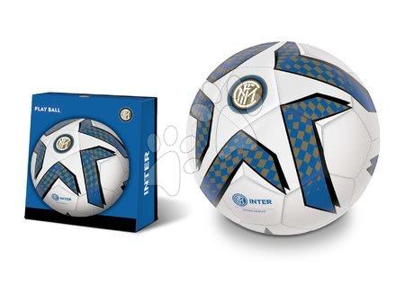 Labdák - Focilabda varrott Inter Milan Pro Mondo méret 5