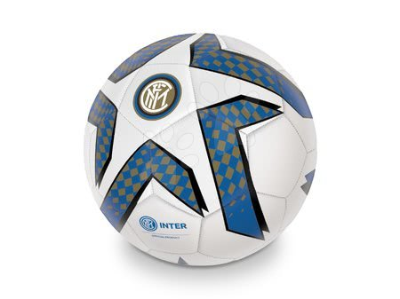 Labdák - Focilabda varrott Inter Milan Pro Mondo méret 5_1
