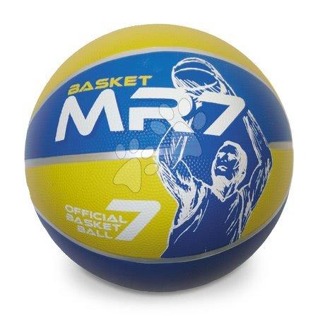 Basketbalový míč Basket MR7 Mondo velikost 7 váha 600 g