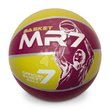 Labdák - Kosárlabda Basket MR7 Mondo mérete 7 súlya 600 g_1