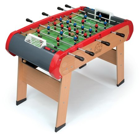 Jocuri de societate - Fotbal de masă din lemn Champions Smoby de la 8 ani