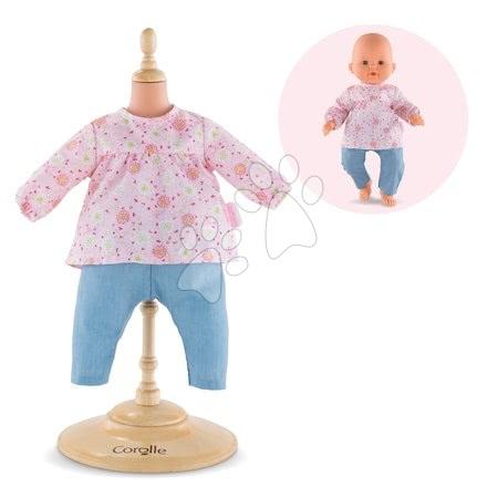 Oblečenie Blouse & Pants Mon Grand Poupon Corolle pre 36 cm bábiku od 24 mes