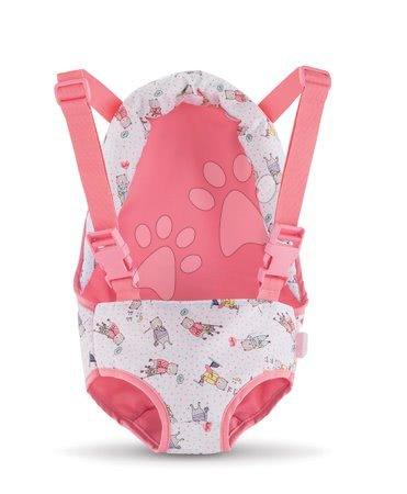 Dodatki za punčke in dojenčke - Nosilka Mon Grand Poupon Corolle za 36-42 cm dojenčka od 3 leta