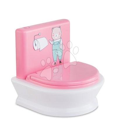 Dodatki za punčke in dojenčke - Stranišče Interactive Toilet Mon Grand Poupon Corolle za 36-42 cm dojenčka od 3 leta