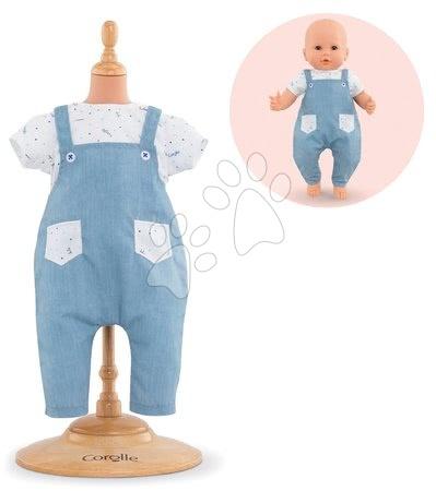Oblečení pro panenky - Oblečení T-shirts & Overall Mon Grand Poupon Corolle pro 36 cm panenku od 24 měs