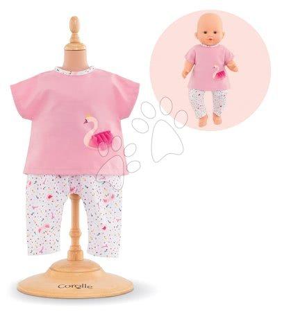 Oblečení pro panenky - Oblečení Outfit set Swan Royale Mon Grand Poupon Corolle pro 36 cm panenku od 24 měs
