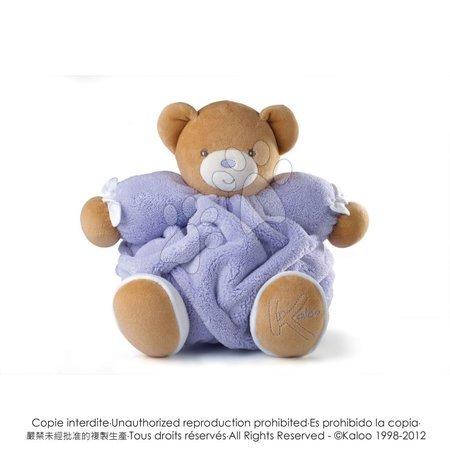 Plyšový medvedík Plume-Lilac Bear Kaloo 25 cm v darčekovom balení pre najmenších fialový