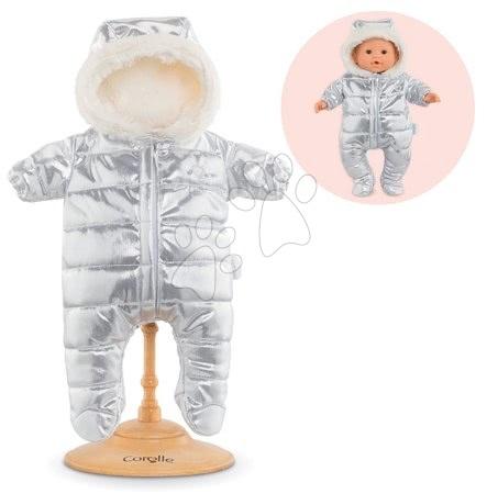 Oblečení pro panenky - Oblečení Bunting Silvered Mon Grand Poupon Corolle pro 36 cm panenku od 24 měs