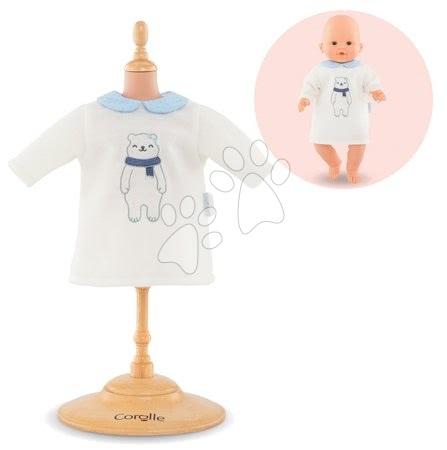 Oblečení pro panenky - Oblečení Dress Winter Sparkle Mon Grand Poupon Corolle pro 36 cm panenku od 24 měs