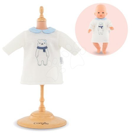 Oblečenie Dress Winter Sparkle Mon Grand Poupon Corolle pre 36 cm bábiku od 24 mes