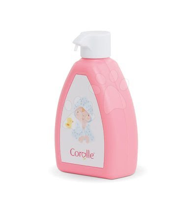 Dodatki za punčke in dojenčke - Kozmetična torbica Baby Care Mon Grand Poupon Corolle s 6 dodatki rožnata za 36-42 cm dojenčka od 24 mes_1