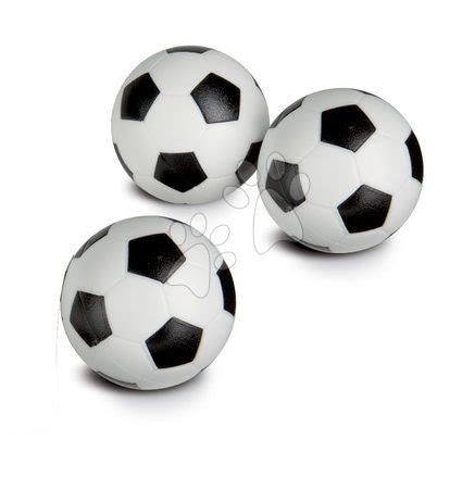 Jocuri de societate - Mingi de fotbal din plastic Smoby de rezervă diametru 34 mm 3 buc