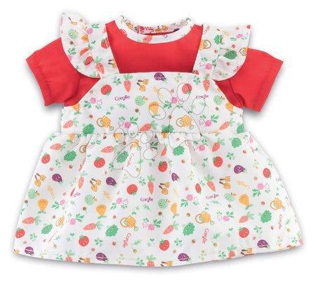 Îmbrăcăminte Dress Garden Delights Mon Grand Poupon Corolle pentru păpușă de 36 cm de la 24 de luni