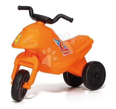 Kismotorok - Bébitaxi SuperBike Mini Dohány narancssárga 18 hó-tól