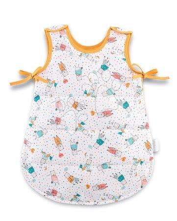Dodatki za punčke in dojenčke - Spalna vreča s sličicami Bag Sleeper Saffron Mon Grand Poupon Corolle za 36-42 cm dojenčka od 24 m