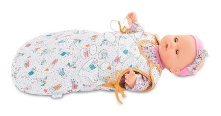 Dodatki za punčke in dojenčke - Spalna vreča s sličicami Bag Sleeper Saffron Mon Grand Poupon Corolle za 36-42 cm dojenčka od 24 m_1