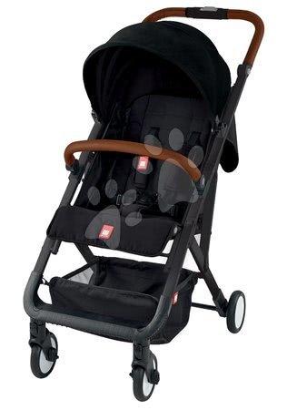 Red Castle - Sportovní kočárek CityLink® III Red Castle skládací s černou konstrukcí a 5bodovým bezpečnostním pásem od 0 měs