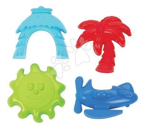 Modelčki za pesek - Modelčki za pesek Maxi Écoiffier v mrežici 4 deli od 18 mes