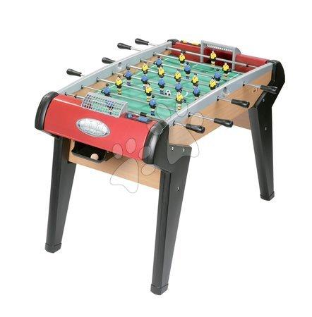 Jocuri de societate - Masă de fotbal din lemn Nr.1 Smoby de la 8 ani