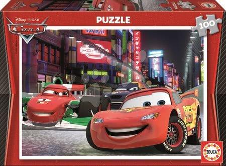 Puzzle Disney Auta 2 Educa 100 dílů od 5 let