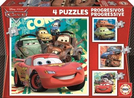 14942 a educa puzzle cars