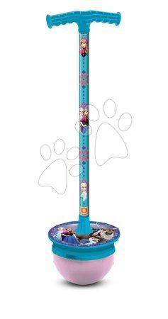 T-Ball tyč na skákanie Frozen Mondo 92 cm od 4 rokov