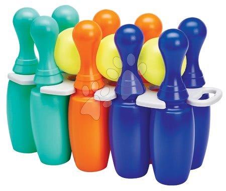 Kültéri játékok - Teke 9 darabos Sport Écoiffier 3 labdával 18 hó-tól