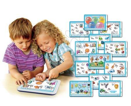 Interaktivne igrače - Elektronska tablica ABC L'Alphabet Educa za otroke od 3-6 leta v španščini_1