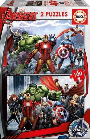 15771 a educa puzzle avengers