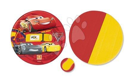 Sportovní hry pro nejmenší - Hra Auta Stop Ball Mondo na suchý zip
