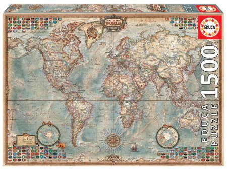 16005 a educa puzzle